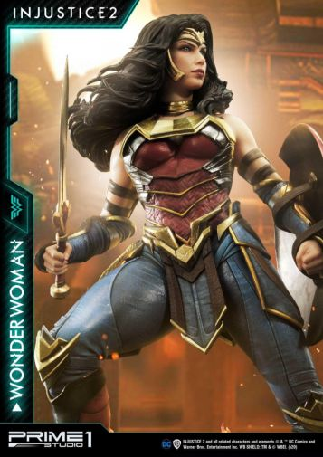 Prime 1 Studio - Injustice 2 - Wonder Woman - Standard - 02