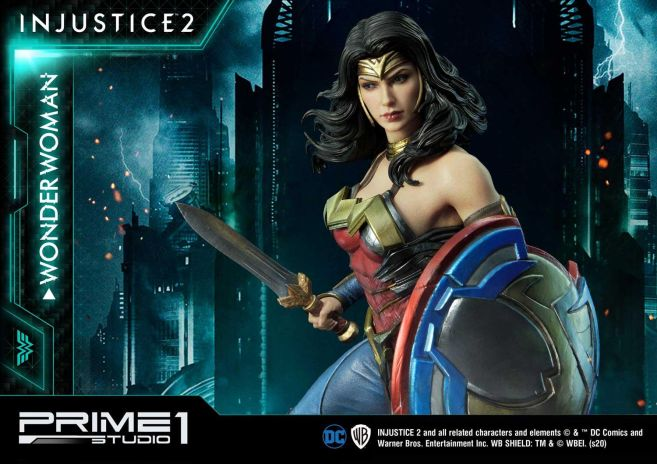 Prime 1 Studio - Injustice 2 - Wonder Woman - Standard - 03