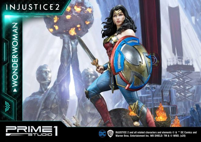 Prime 1 Studio - Injustice 2 - Wonder Woman - Standard - 05