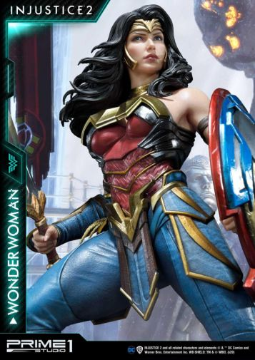 Prime 1 Studio - Injustice 2 - Wonder Woman - Standard - 06