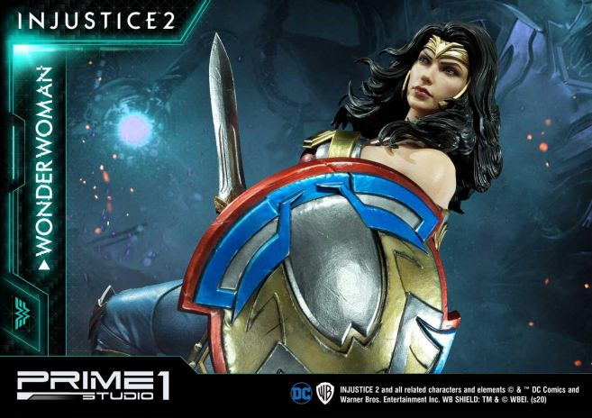 Prime 1 Studio - Injustice 2 - Wonder Woman - Standard - 09
