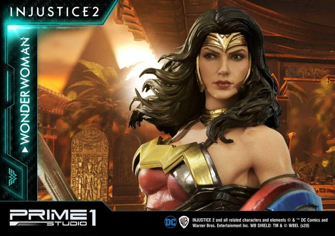 Prime 1 Studio - Injustice 2 - Wonder Woman - Standard - 10