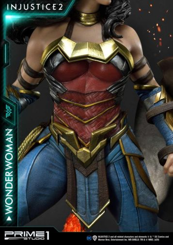 Prime 1 Studio - Injustice 2 - Wonder Woman - Standard - 16