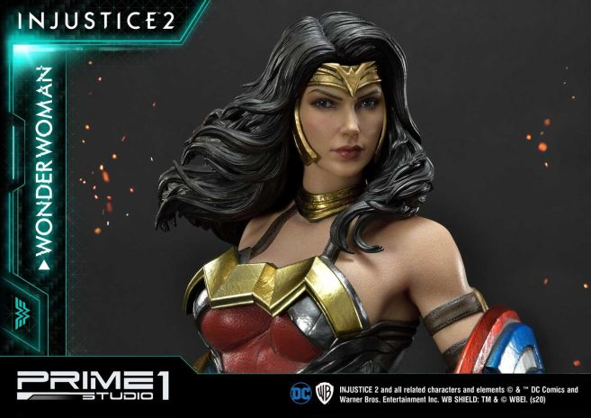 Prime 1 Studio - Injustice 2 - Wonder Woman - Standard - 19