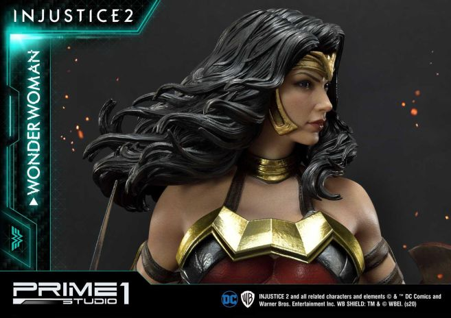 Prime 1 Studio - Injustice 2 - Wonder Woman - Standard - 20