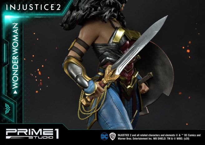 Prime 1 Studio - Injustice 2 - Wonder Woman - Standard - 25