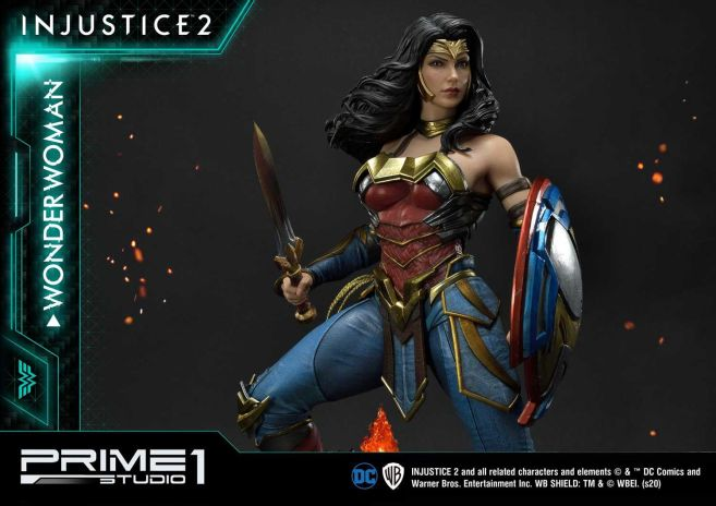 Prime 1 Studio - Injustice 2 - Wonder Woman - Standard - 26