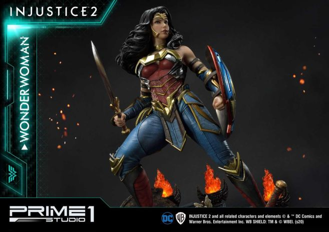 Prime 1 Studio - Injustice 2 - Wonder Woman - Standard - 28