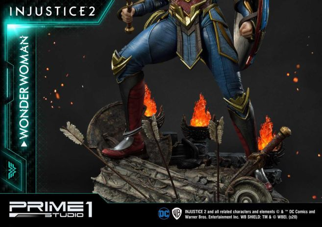 Prime 1 Studio - Injustice 2 - Wonder Woman - Standard - 29