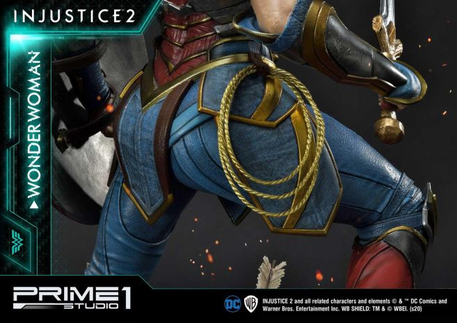 Prime 1 Studio - Injustice 2 - Wonder Woman - Standard - 31