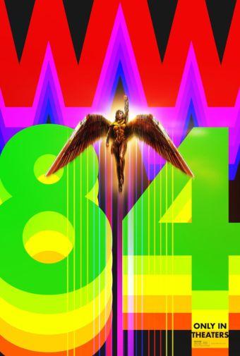 Wonder Woman 1984 - DC FanDome Poster - 01