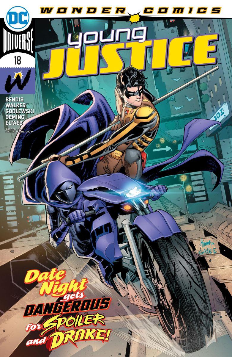 Young Justice #18 review | Batman News