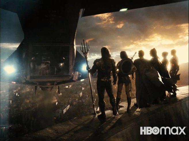 Zack Snyders Justice League - Trailer 1 - 30