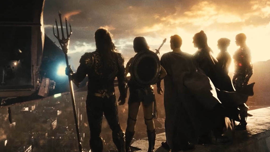 Snyder's Justice League and Wonder Woman 84 heading for 4K releases