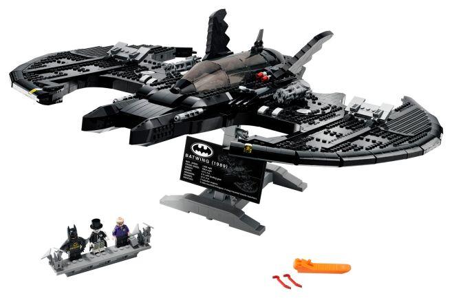 76161 - LEGO - Batman 1989 - Batwing - 01