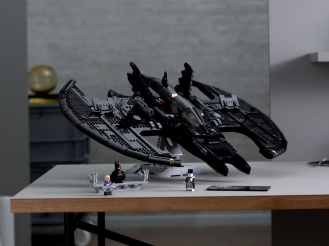 76161 - LEGO - Batman 1989 - Batwing - 20