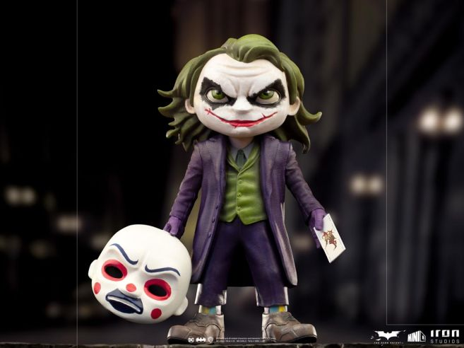Iron Studios - Minico - The Dark Knight - Joker - 01