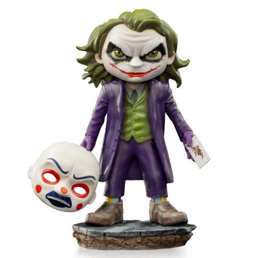 Iron Studios - Minico - The Dark Knight - Joker - 02