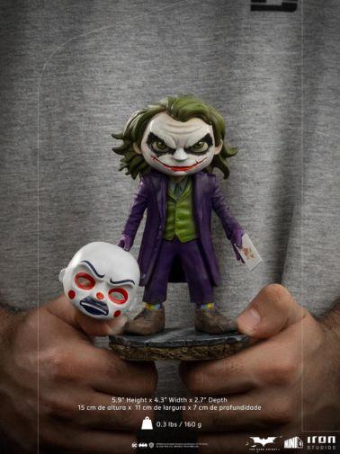 Iron Studios - Minico - The Dark Knight - Joker - 12