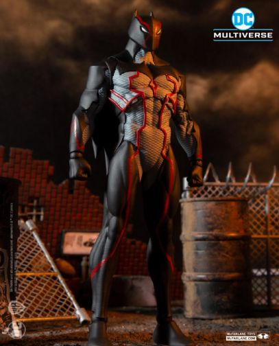 McFarlane Toys - DC Mulitiverse - Last Knight on Earth - Omega - 01