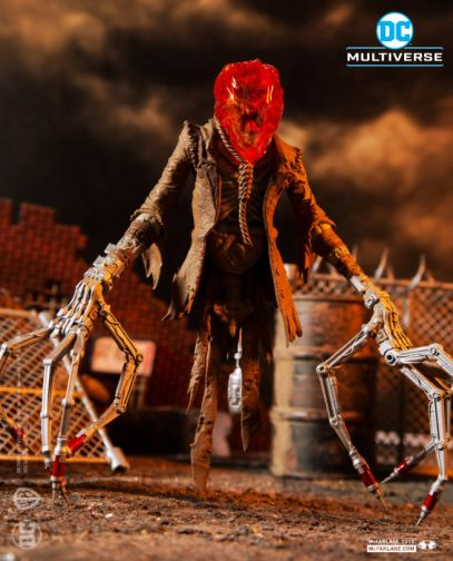 McFarlane Toys - DC Mulitiverse - Last Knight on Earth - Scarecrow - 01