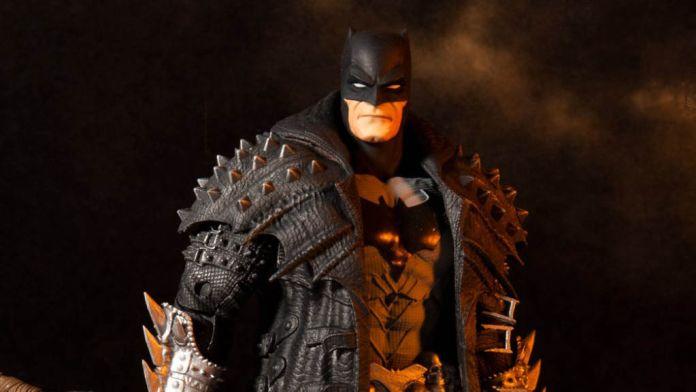 McFarlane Toys - DC Multiverse - Batman - Dark Knights Death Metal - Batman - Featured - 01
