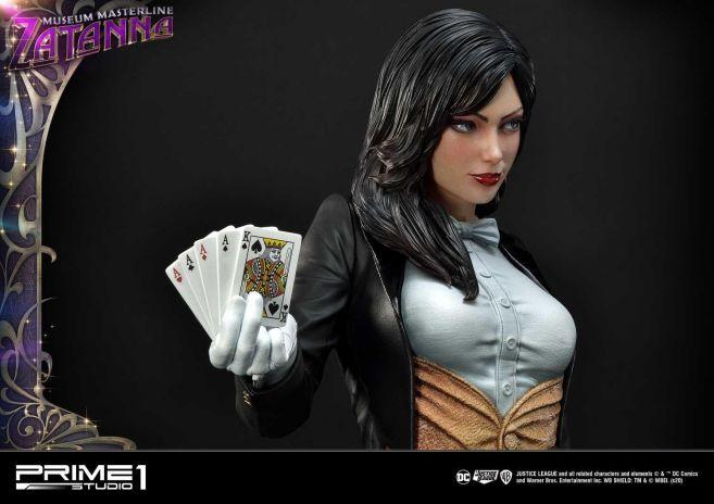 Prime 1 Studio - Justice League Dark - Zatanna - 39