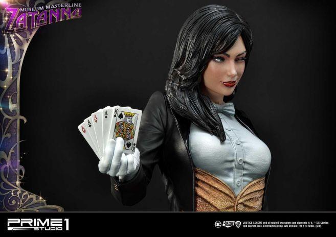 Prime 1 Studio - Justice League Dark - Zatanna - 40