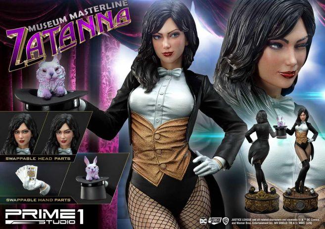 Prime 1 Studio - Justice League Dark - Zatanna - 58
