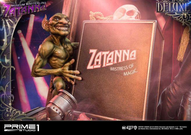 Prime 1 Studio - Justice League Dark - Zatanna - Deluxe - 03