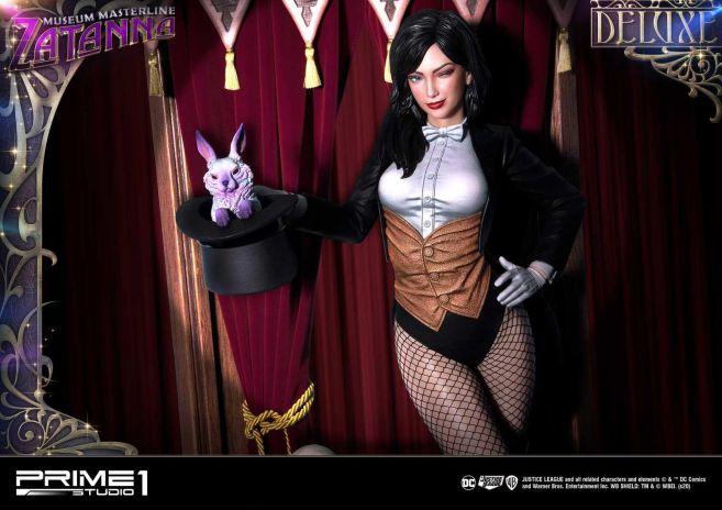 Prime 1 Studio - Justice League Dark - Zatanna - Deluxe - 19