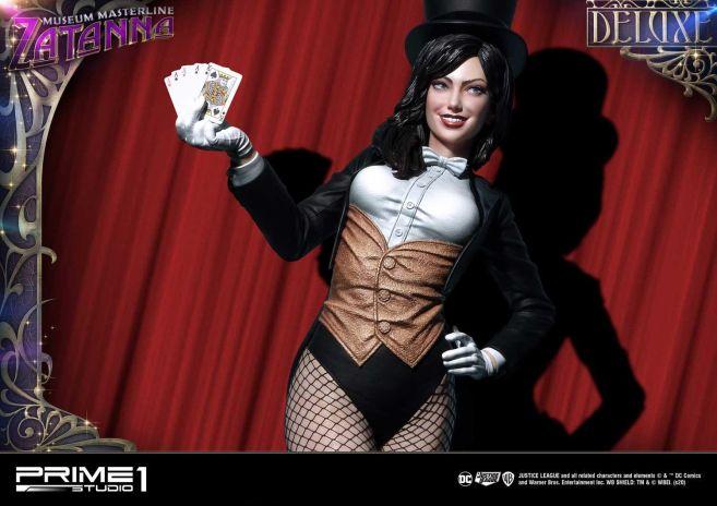 Prime 1 Studio - Justice League Dark - Zatanna - Deluxe - 20