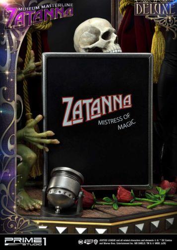 Prime 1 Studio - Justice League Dark - Zatanna - Deluxe - 30
