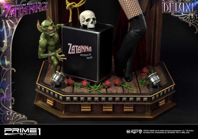Prime 1 Studio - Justice League Dark - Zatanna - Deluxe - 39