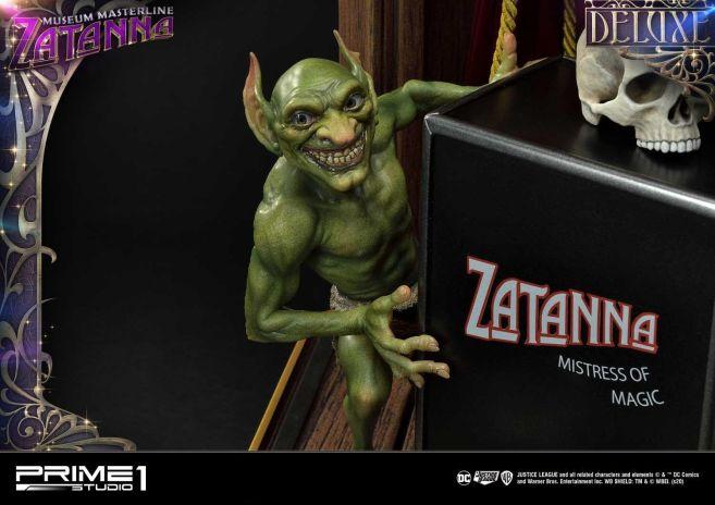 Prime 1 Studio - Justice League Dark - Zatanna - Deluxe - 40