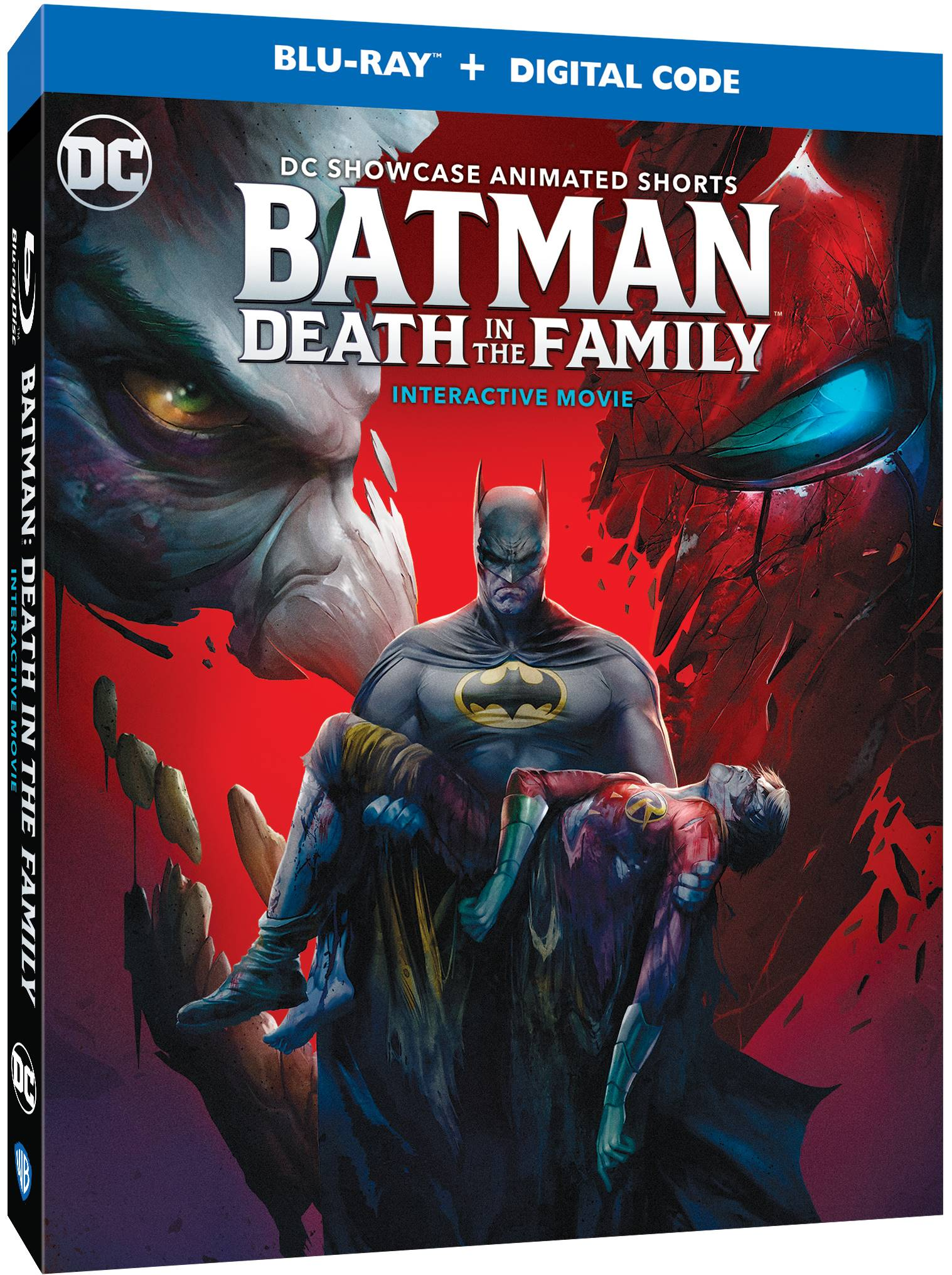 DC Showcase - Batman: Death in the Family review