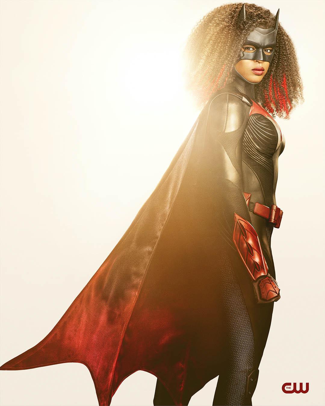 Batwoman: Javicia Leslie First Look