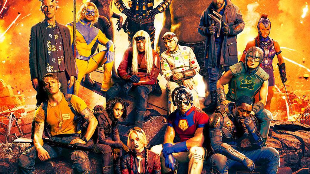 Resultado de imagem para The Suicide Squad