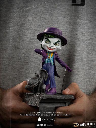Iron Studios - Minico - Batman 1989 - Joker - 13
