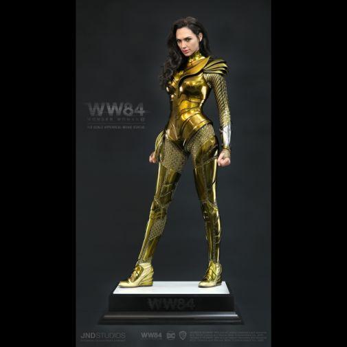 JND Studios - Wonder Woman 1984 - Golden Armor - Black Background - 01
