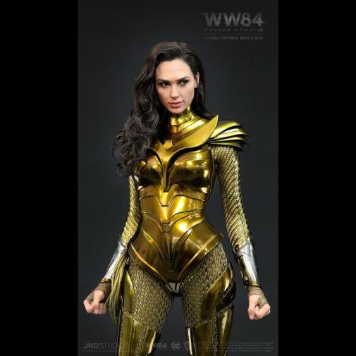 JND Studios - Wonder Woman 1984 - Golden Armor - Black Background - 10