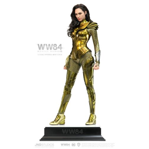 JND Studios - Wonder Woman 1984 - Golden Armor - White Background - 02