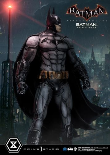 Prime 1 Studio - Batman Arkham Knight - Batman Batsuit V743 - 02