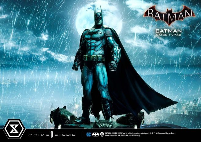 Prime 1 Studio - Batman Arkham Knight - Batman Batsuit V743 - 07
