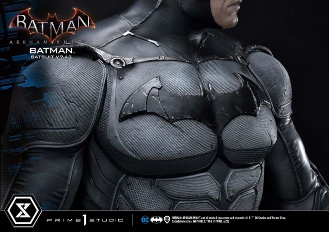 Prime 1 Studio - Batman Arkham Knight - Batman Batsuit V743 - 32