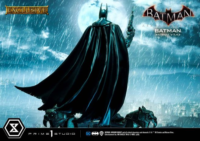 Prime 1 Studio - Batman Arkham Knight - Batman Batsuit V743 - EX - 07