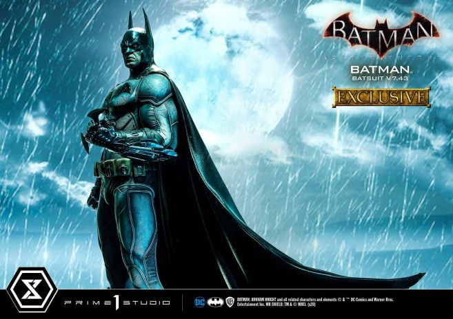 Prime 1 Studio - Batman Arkham Knight - Batman Batsuit V743 - EX - 12