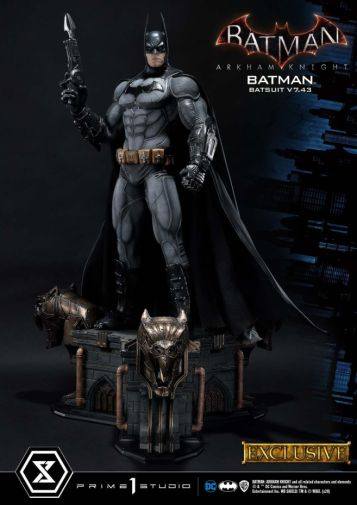 Prime 1 Studio - Batman Arkham Knight - Batman Batsuit V743 - EX - 19