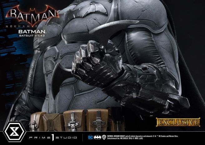 Prime 1 Studio - Batman Arkham Knight - Batman Batsuit V743 - EX - 28