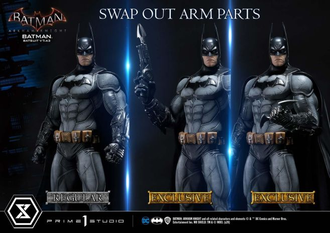 Prime 1 Studio - Batman Arkham Knight - Batman Batsuit V743 - EX - 29